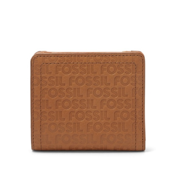 Fossil Handbags - 🆕 Fossil Logo Embossed Wallet